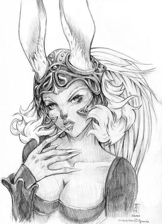 Final Fantasy XII: Fran - Ninja Monkey Studios