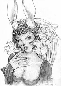 Final Fantasy XII: Fran