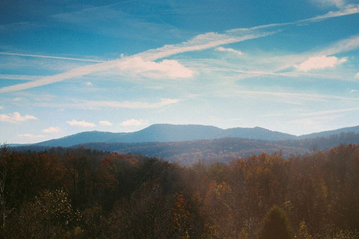 Tennessee Mountains - Torrin Nelson Photography