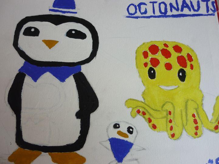 Octonauts - The Pond Galaxy