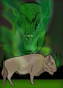 The Wise Buffalo