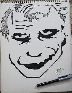 Joker #doodle