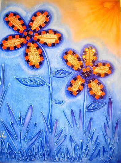 Flor De Otono - Aida VegART