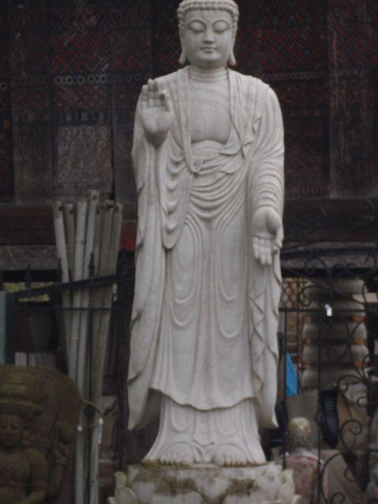 ascending Buddha - L'Orangerie