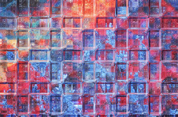 Sitting in a glass house - Nicole Frischlich ART PHOTOGRAPHY NIFRI