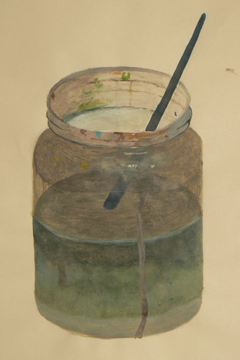 The Water jar - Alice Taylforth