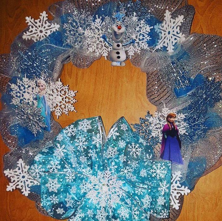 Frozen - Dreamweaver Designs