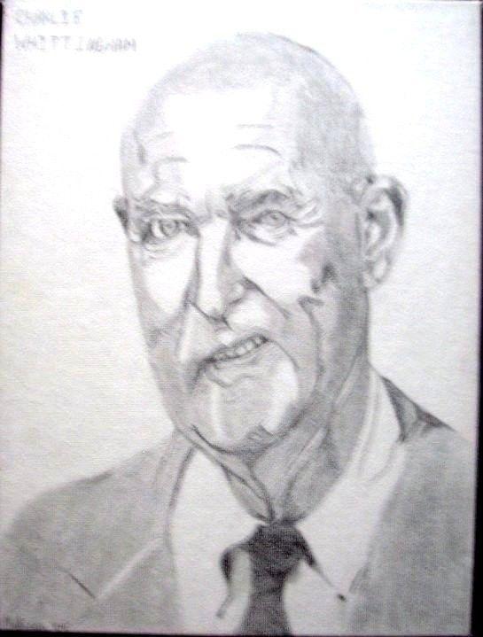 Charlie Whittingham - Artistic Passion
