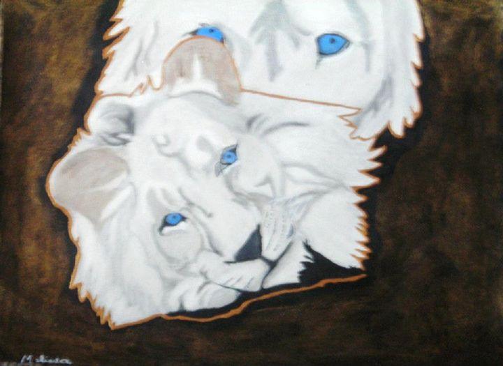 White Lions - Artistic Passion