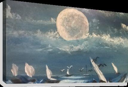 moon aura - Ahmad Almasri