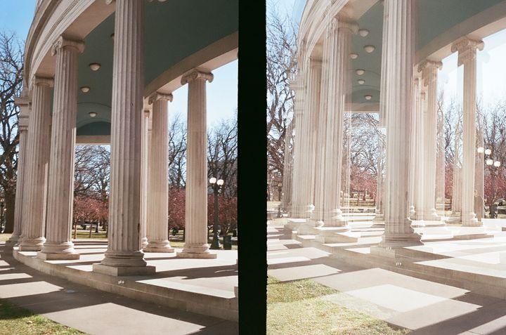 Denver Pillars - Juliet Frew