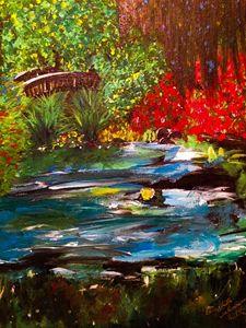 Path Through Yonder Pond