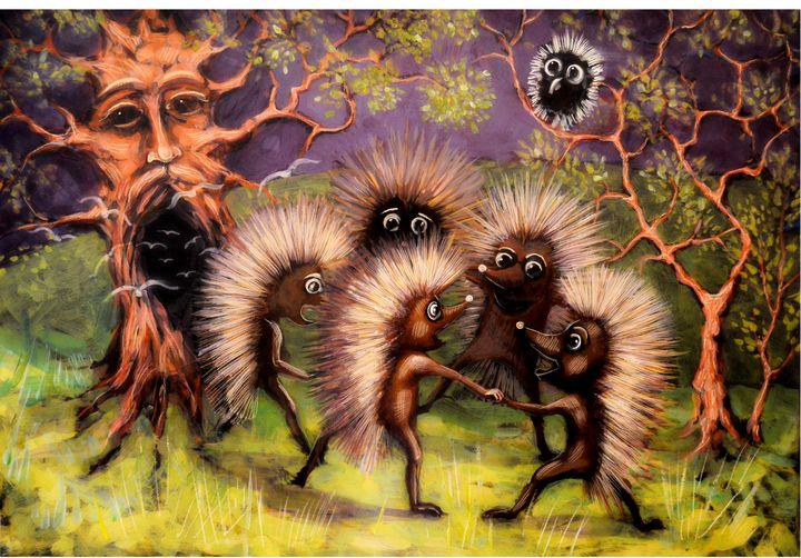 Hedgehog Dance - VadymKoval