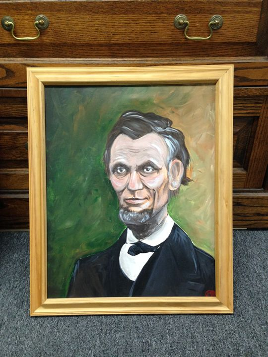 Abraham Lincoln - Look What We Made