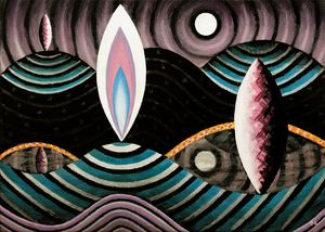 Cosmic Terrain #2