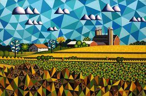 Farm By Hwy 28
