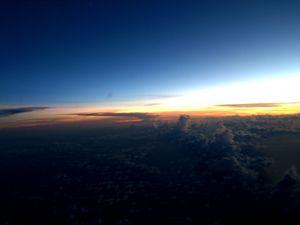 TransPacific Sunset