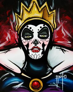 Day of the Dead Evil Queen