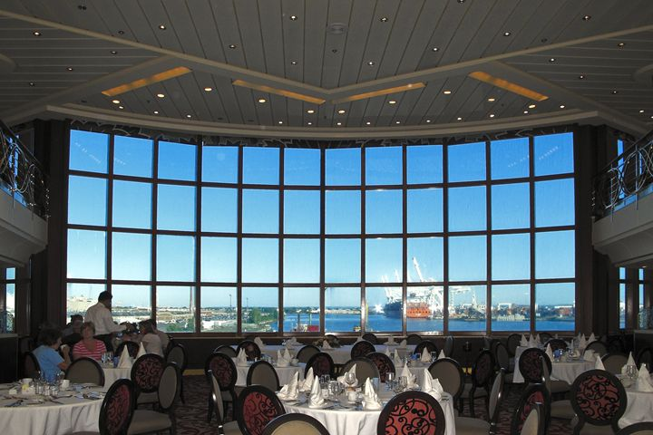 Cruise Ship Dining Room - Sally Weigand Images