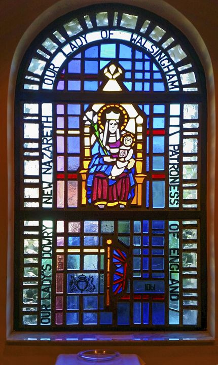 Our Lady of Walsingham - Sally Weigand Images