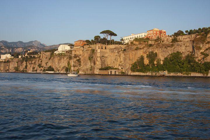 Sorrento Coastal Scene - Sally Weigand Images