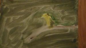 Bird on a stick