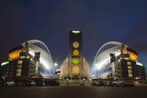 Home of the Super Bowl XLVIII Champs