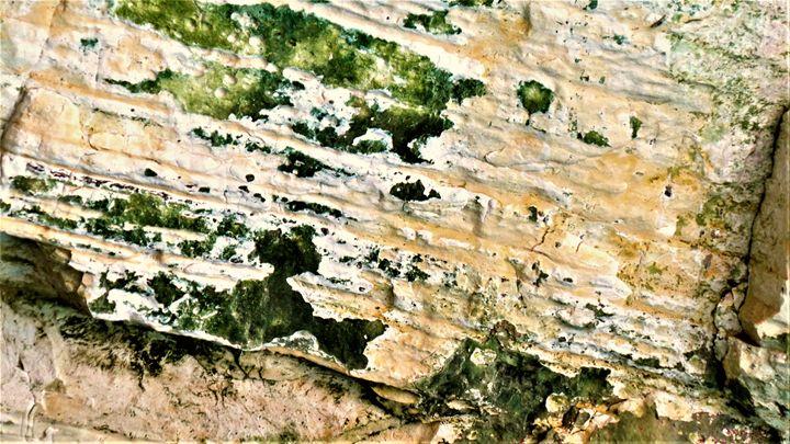 Walls Of Rosh HaNikra - Jonathan M. Schwartzman