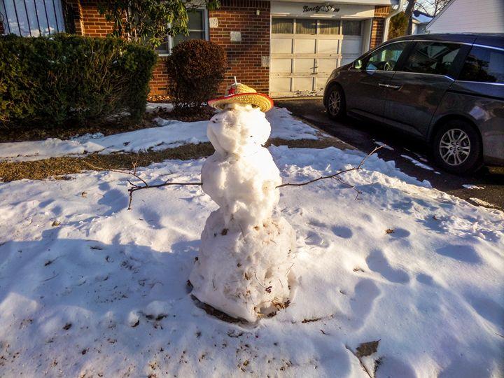 Frosty Hug - Jonathan M. Schwartzman