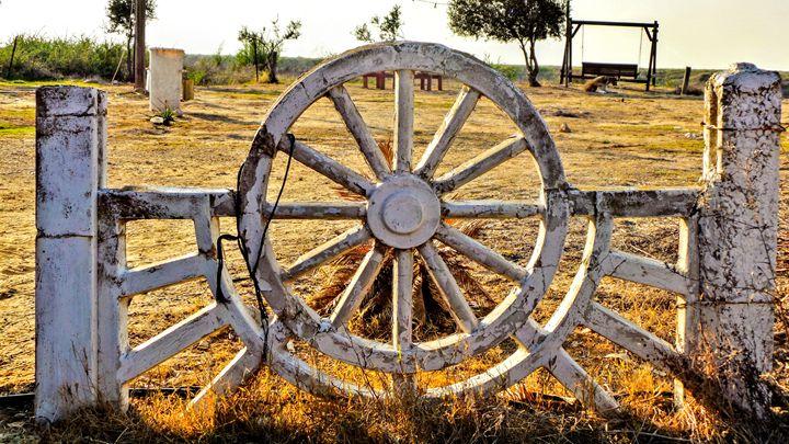Farm Fence - Jonathan M. Schwartzman