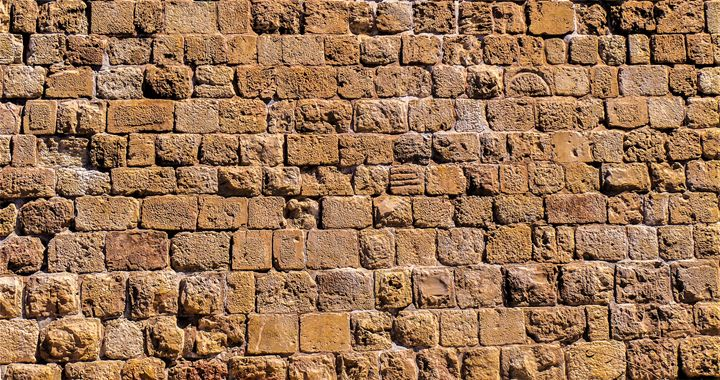 Old City Wall - Jonathan M. Schwartzman