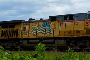 Trainside Engine
