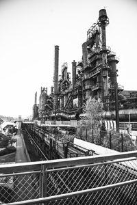 Bethlehem Steel Blast Furnaces 2015