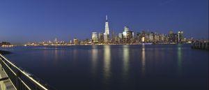 New York City, Liberty View