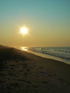 Deserted Sunrise