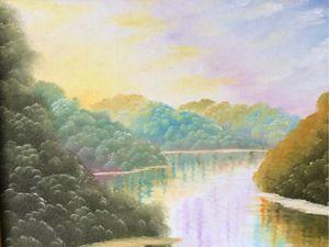 Jan Bell Untitled Landscape (1993)