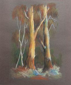 Original Brian McGuffie Watercolour