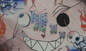 Smiling Monster