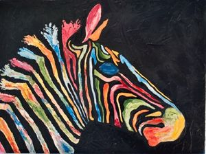 Reverse Zebra