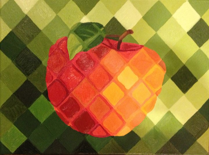 Big Apple - Art Attack