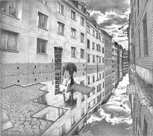 Unrealistic Street