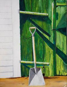 Farm Shovel