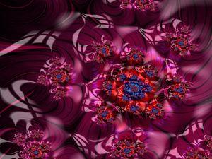 Sea of Purple flowers
