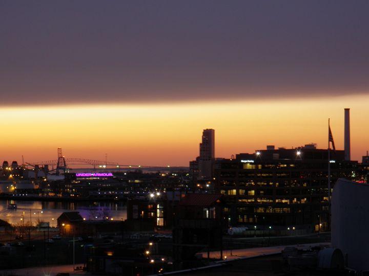Baltimore Skyline - Photos