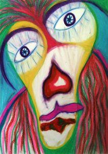 Deflated Clown