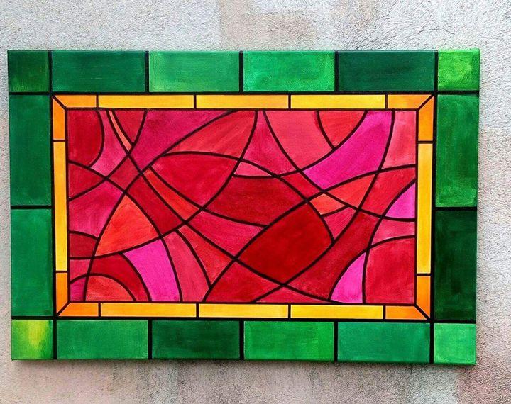 Tiffany Window - Stefano Salvatore