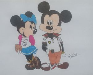 Minnie and Mick