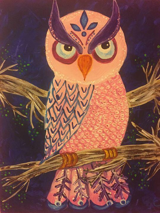 Keira's owl - Kin
