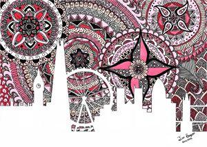 Zentangle Art London