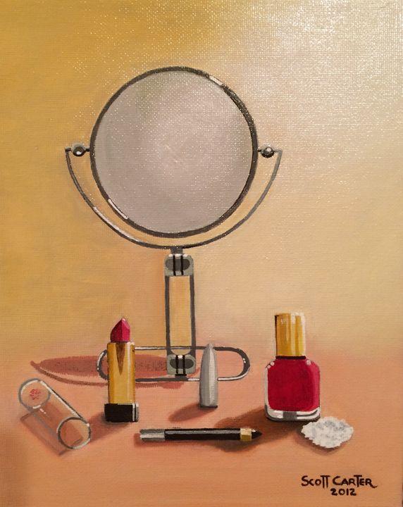 Makeup - Scott's Art Gallery